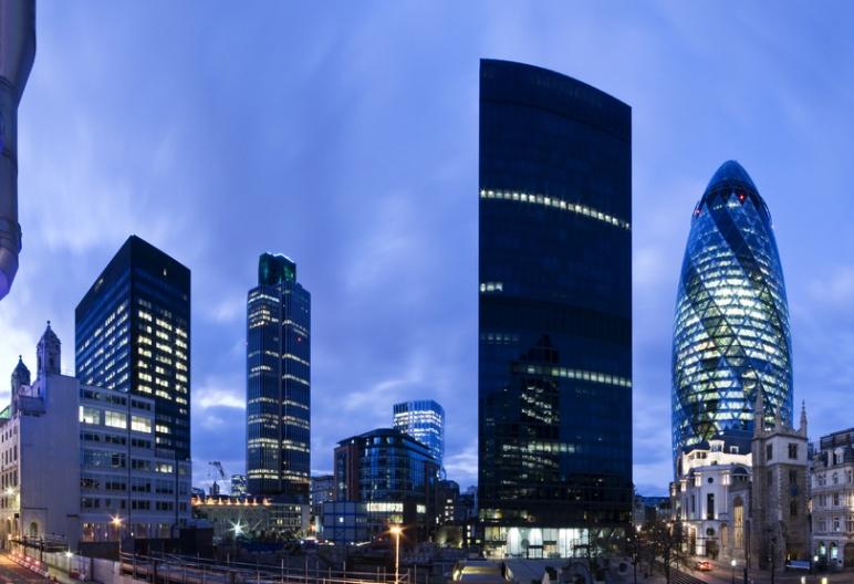 Modern Architecture In London