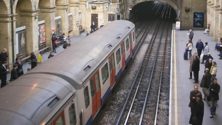 Travel through time on our London Underground Tour!