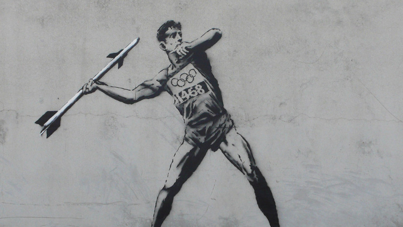 800x451 Banksy Javelin by Duncan Hull via Flickr.jpg