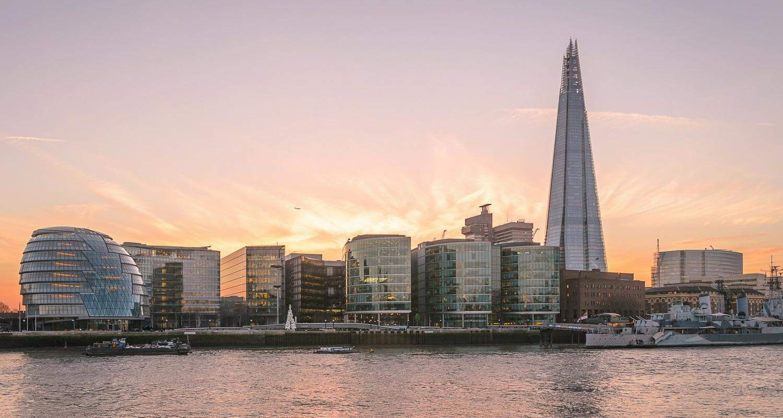 Image result for skyline london
