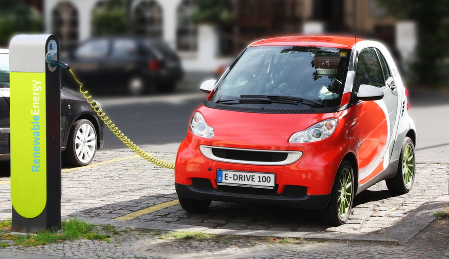 IPCC Climate change electric car