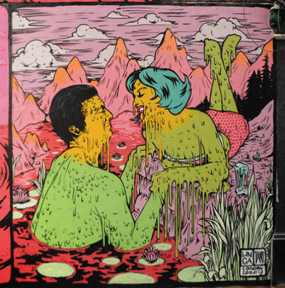 East London street art, Broken Fingaz Crew, Insider London, London walking tours