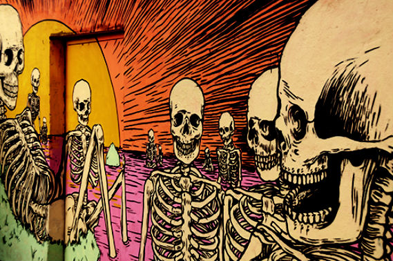 East London street art, Broken Fingaz Crew, Alternative walking tours, Insider London
