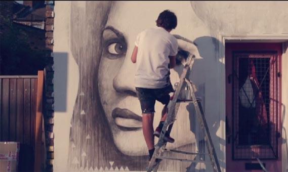 Ben Slow Street Art