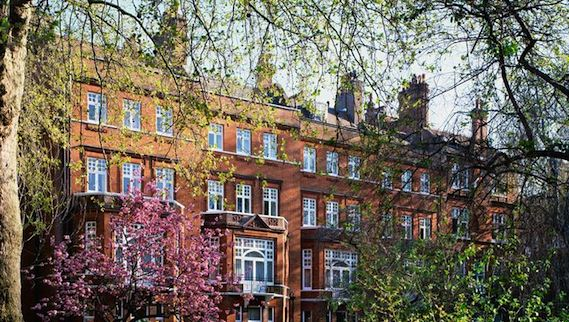 sustainable London hotels