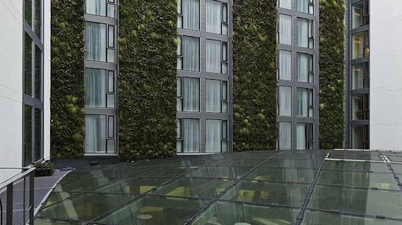 green london hotel sustainable architecture