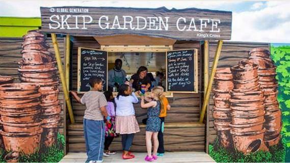 Skip Garden Organic Cafe