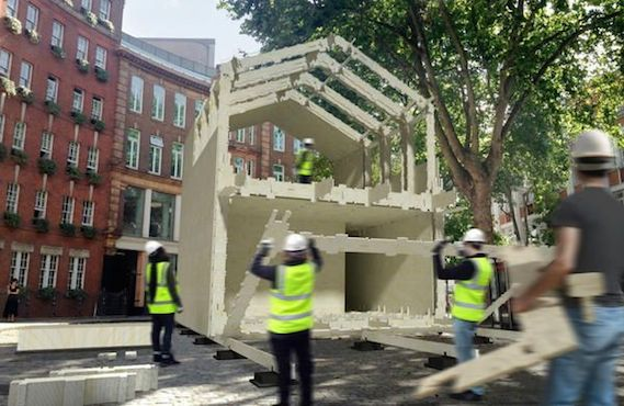 wikihouse london sustainable architecture
