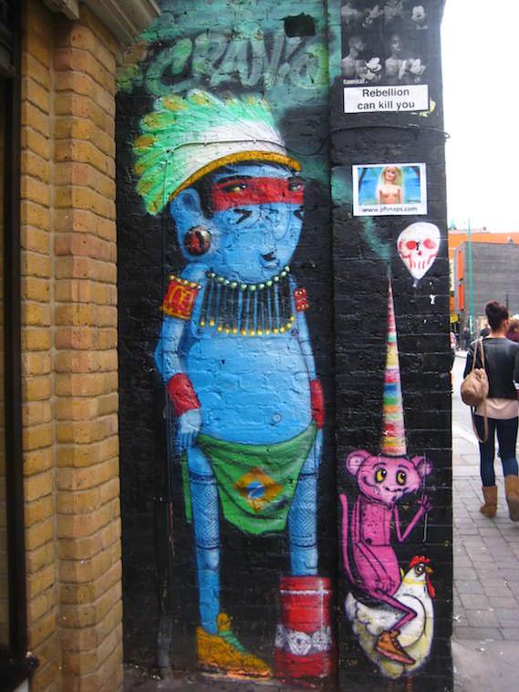 cranio street art london