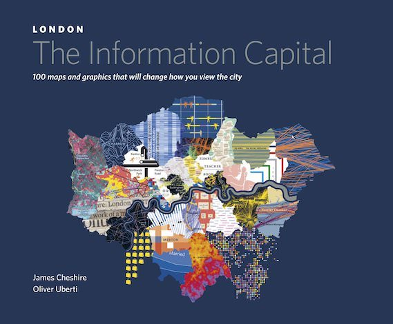 London infographic book