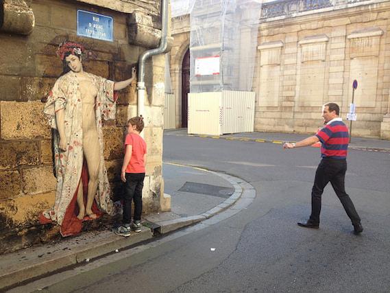 Street art dijon