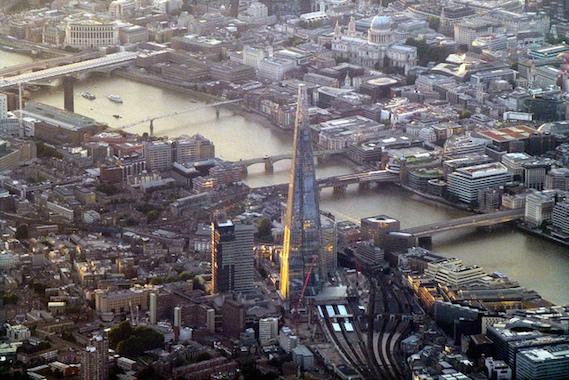 The Shard Modern Architecture London