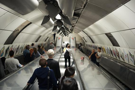 London Underground/Tube